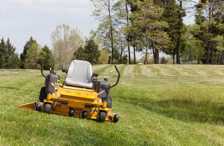 Why Should You Buy a Zero Turn Mower