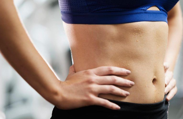 The Two Key Elements To Dropping Flab And Getting Gorgeous Looking Abs