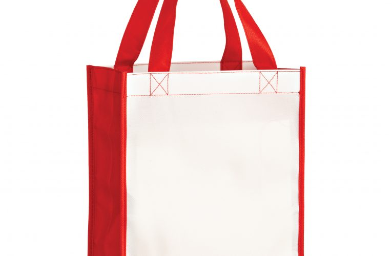 What are the reasons to use the non-woven tote bags?