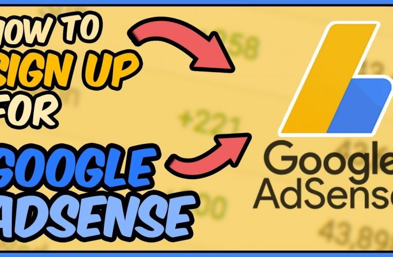 How To Get Easily Approved Adsense Sign Up