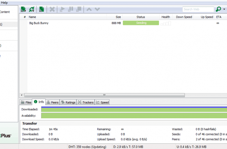 Why you install the VPN tool before downloading torrent client?