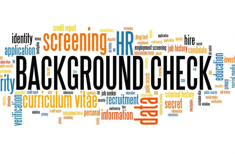 Some Basic Tips To Check Out Before Background Check
